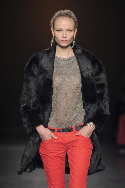 Isabel Marant at Paris Fall 2010