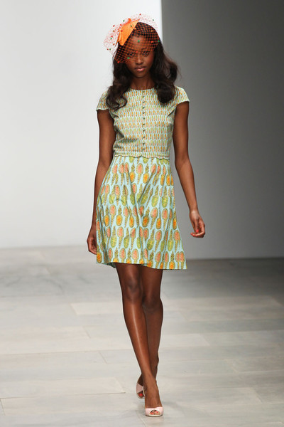 Issa at London Spring 2012