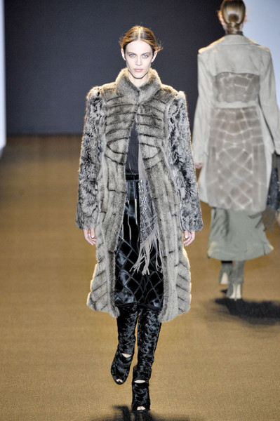 J. Mendel at New York Fall 2011