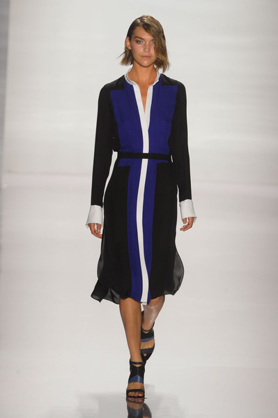 J. Mendel at New York Spring 2012
