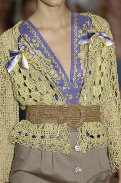James Coviello at New York Spring 2007 (Details)