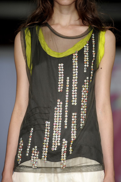 James Coviello at New York Spring 2009 (Details)