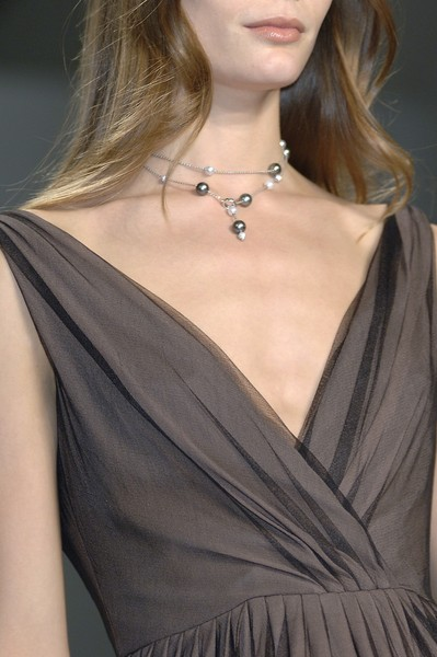 Jason Wu at New York Spring 2007 (Details)