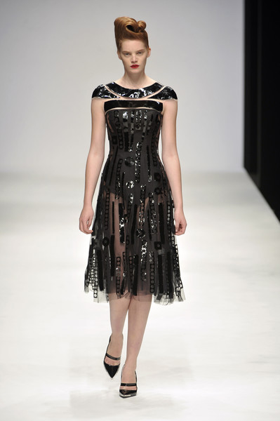 Jasper Conran at London Fall 2010