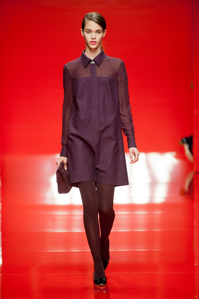Jasper Conran at London Fall 2013