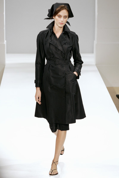 Jasper Conran at London Spring 2006