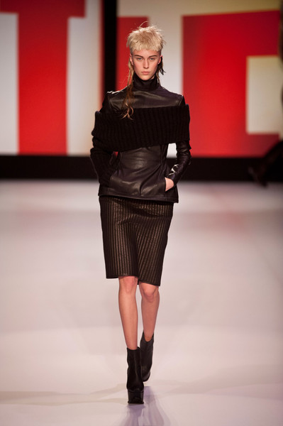 Jean Paul Gaultier at Paris Fall 2013