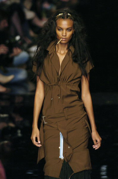 Jean Paul Gaultier at Paris Spring 2005