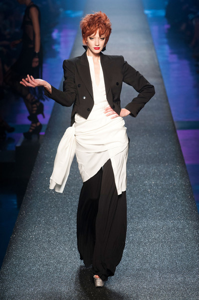 Jean Paul Gaultier at Paris Spring 2013