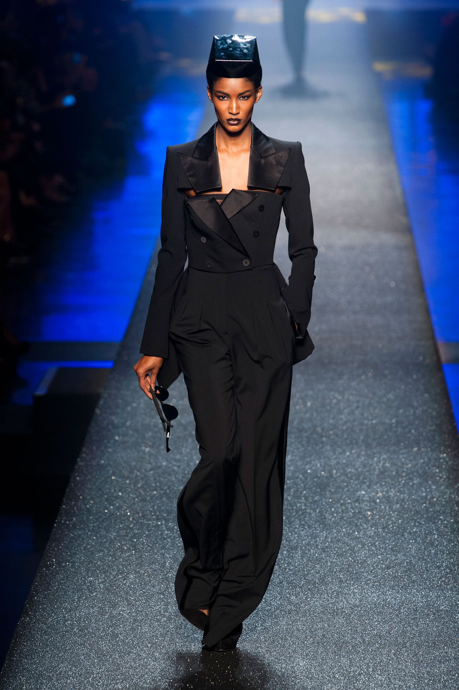 jean paul gaultier at paris fashion week spring 2013 livingly. Black Bedroom Furniture Sets. Home Design Ideas