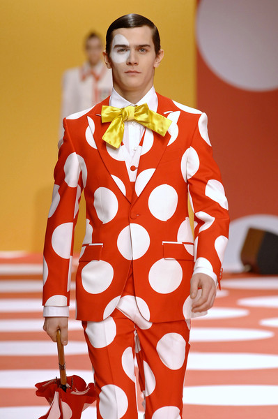 Jean-Charles de Castelbajac at Paris Fall 2008