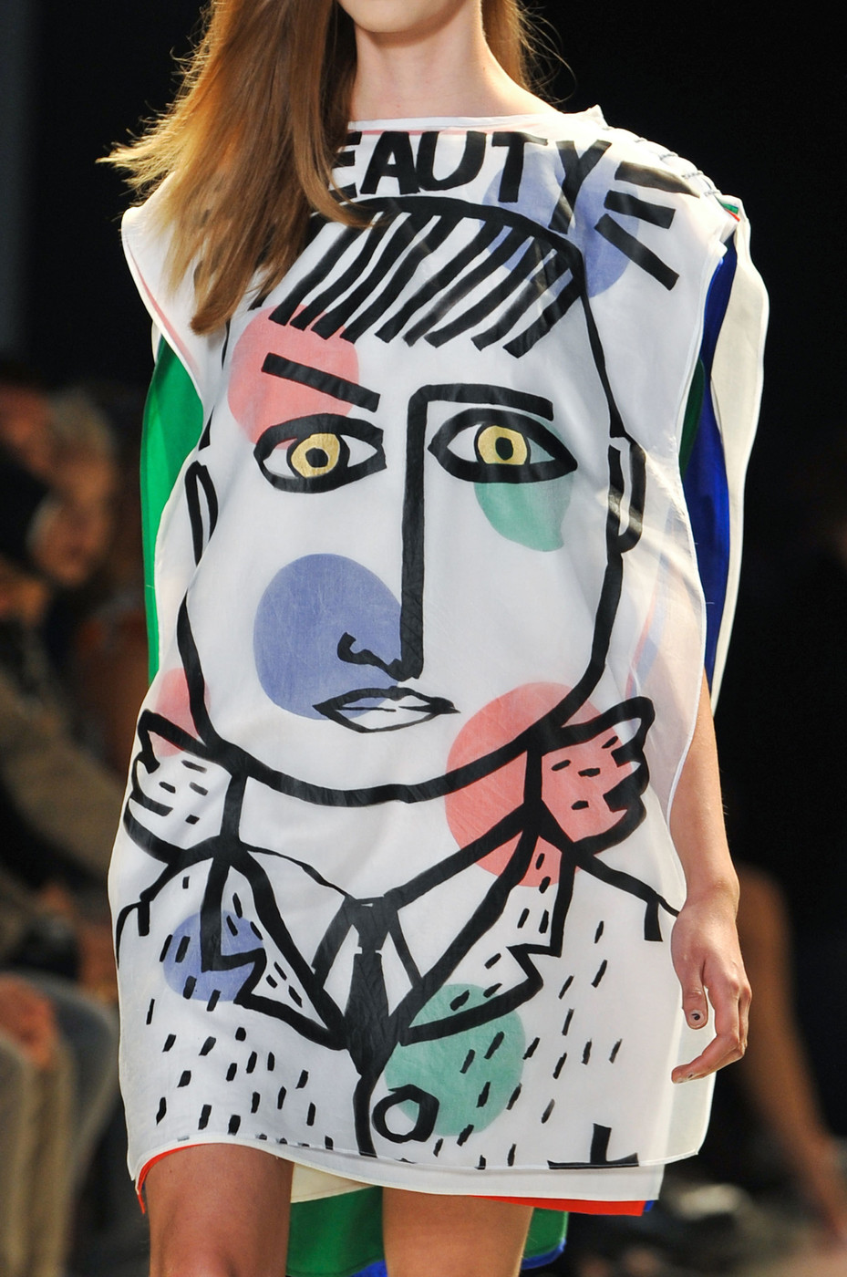 Jean charles de castelbajac at paris fashion week spring 2014 livingly - Jean charles de castelbajac ...