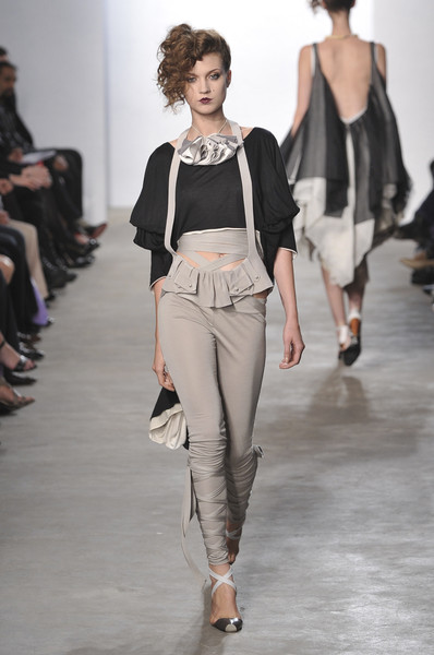 Jena Theo at London Spring 2010