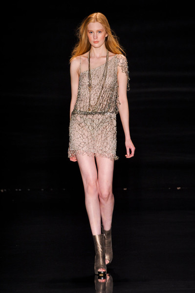 Jenny Packham at New York Fall 2011