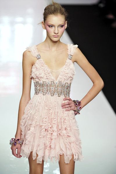 Jenny Packham at London Spring 2009