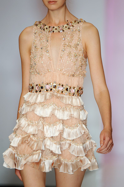 Jenny Packham at London Spring 2009 (Details)