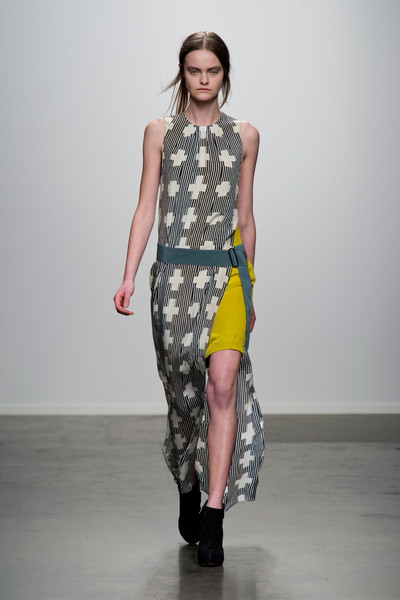 Jeremy Laing at New York Fall 2013