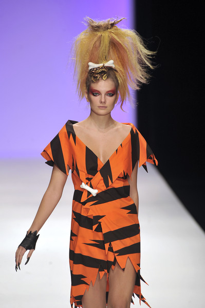 Jeremy Scott at London Spring 2010