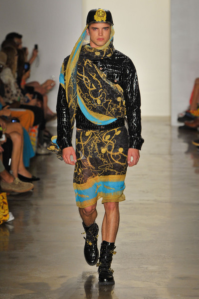 Jeremy Scott at New York Spring 2013