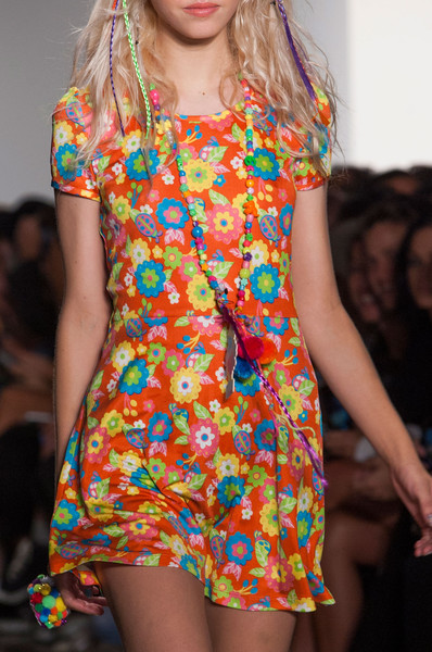 Jeremy Scott at New York Spring 2015 (Details)
