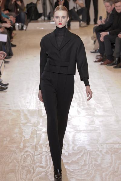 Jil Sander at Milan Fall 2011