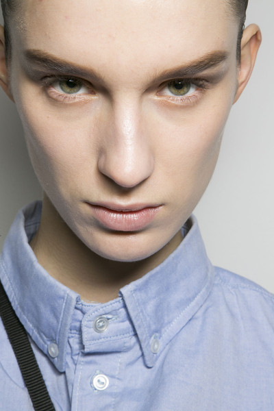 Jil Sander at Milan Fall 2013 (Backstage)