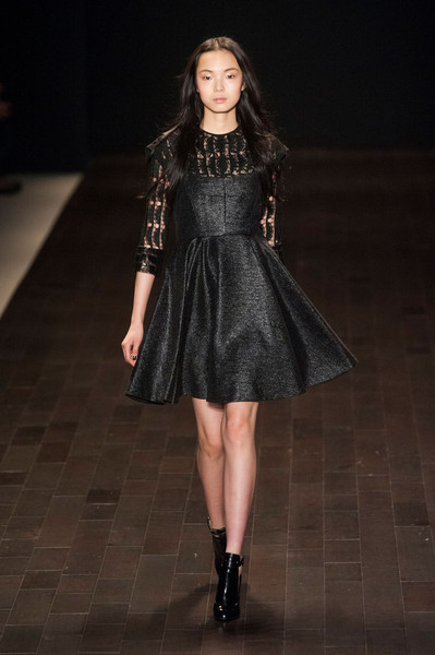 Jill Stuart at New York Fall 2013