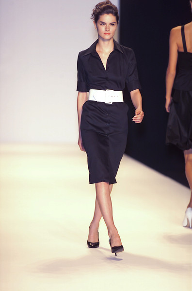 Jill Stuart at New York Spring 2001