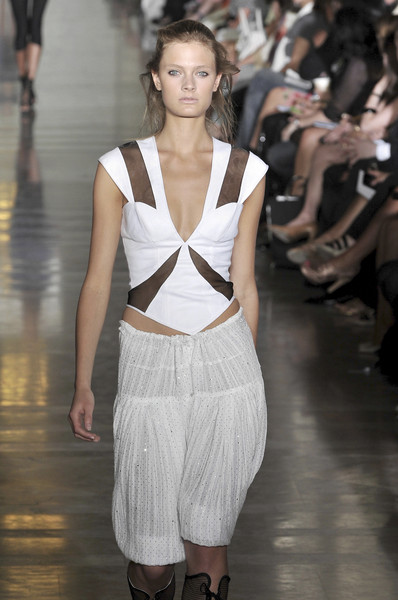 Jill Stuart at New York Spring 2010