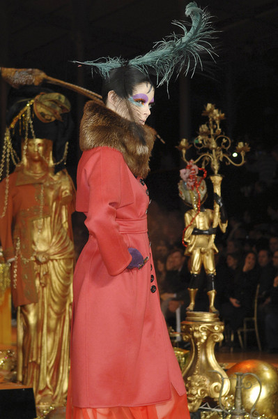 John Galliano at Paris Fall 2008