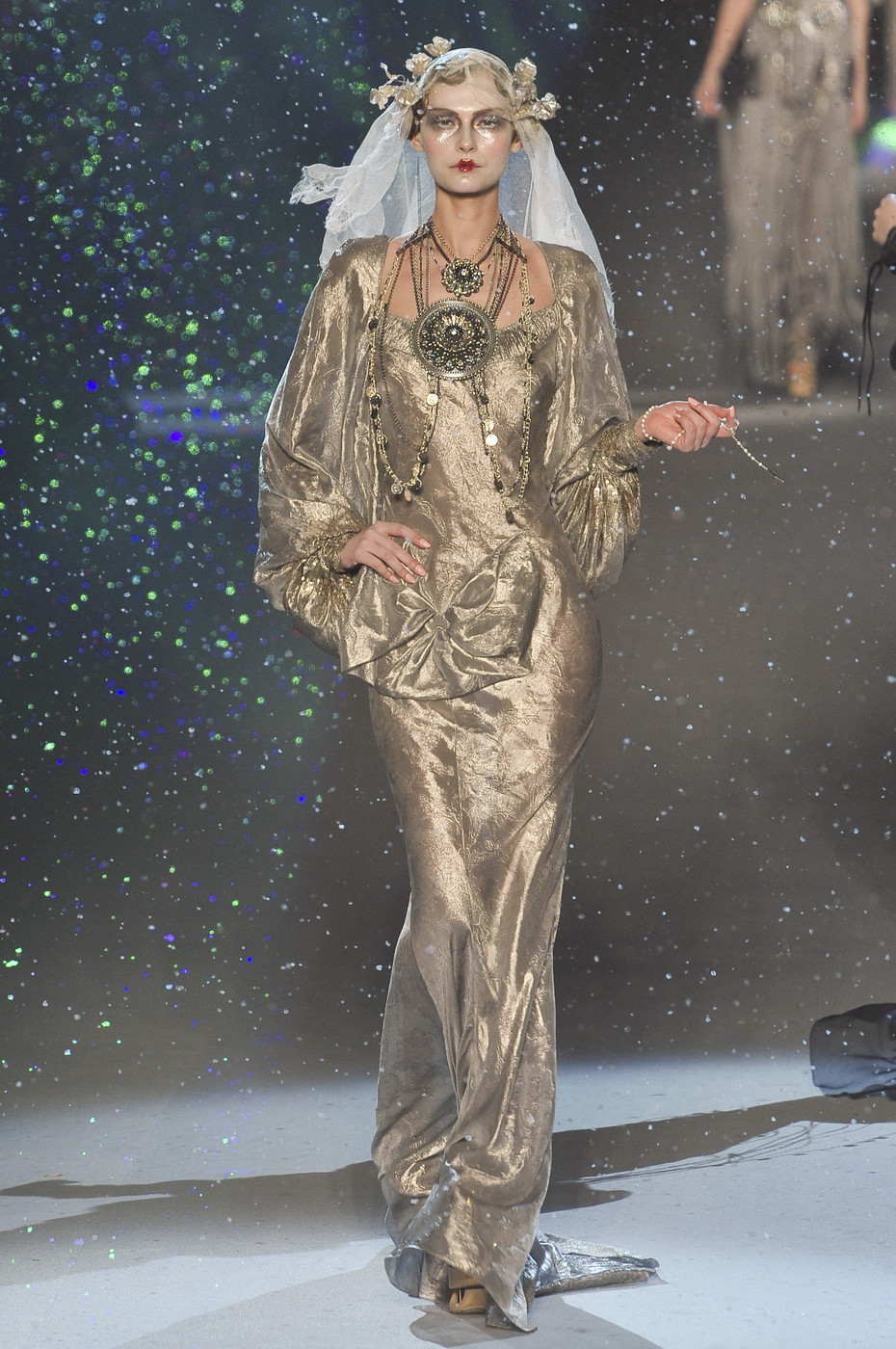 John Galliano Fall 2009 Runway Pictures