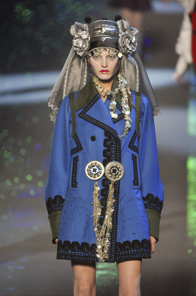 John Galliano at Paris Fall 2009