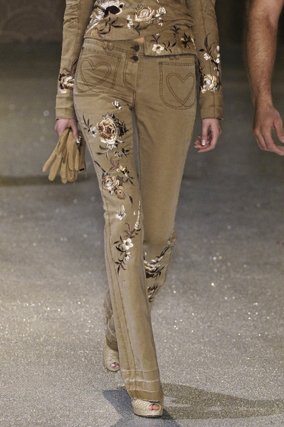 John Galliano at Paris Spring 2006 (Details)