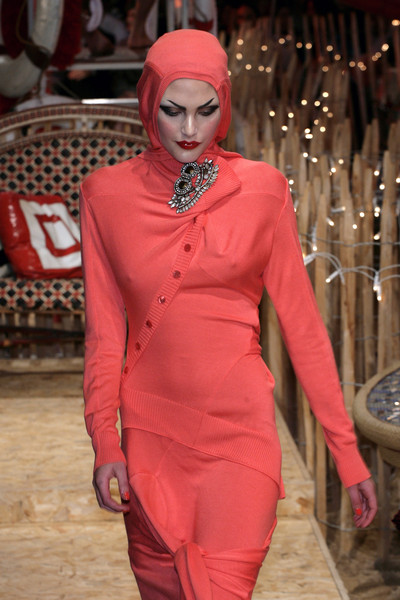 John Galliano at Paris Spring 2008