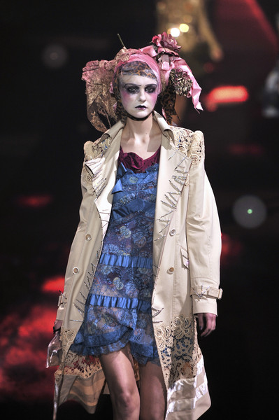 John Galliano at Paris Spring 2010