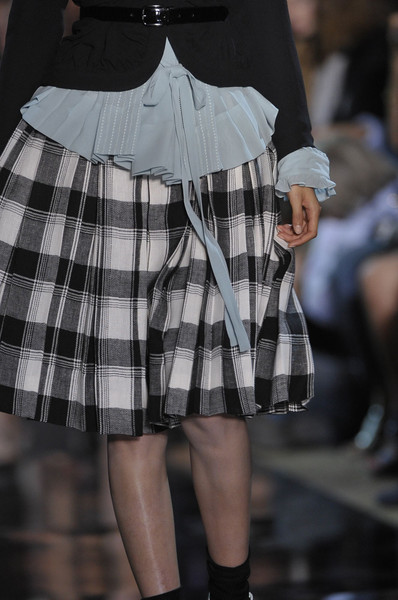 John Galliano at Paris Spring 2012 (Details)