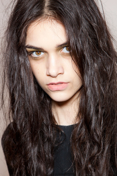 John Rocha at London Fall 2012 (Backstage)