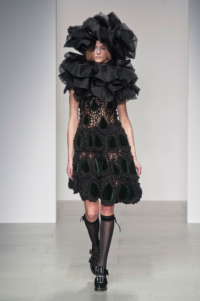 John Rocha at London Fall 2014
