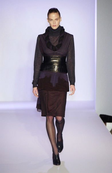 Jonathan Saunders at London Fall 2005