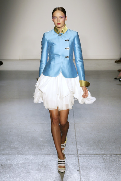 Jonathan Saunders at New York Spring 2009