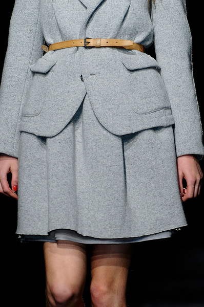 Julien David at Paris Fall 2012 (Details)