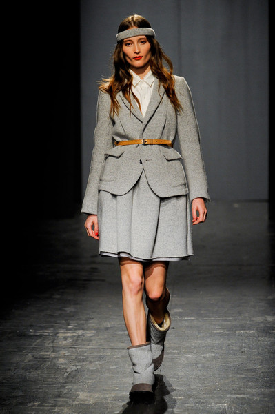 Julien David at Paris Fall 2012
