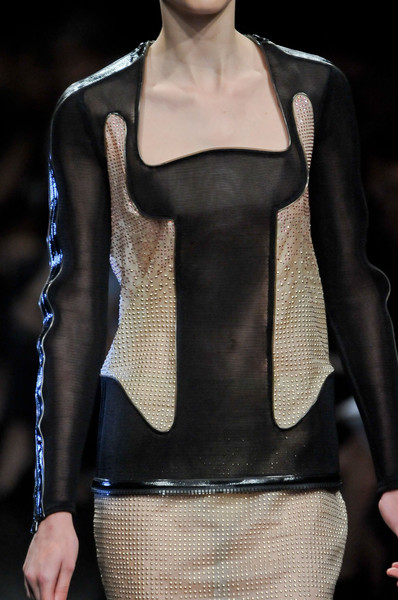 Julien Fournie at Couture Fall 2012 (Details)