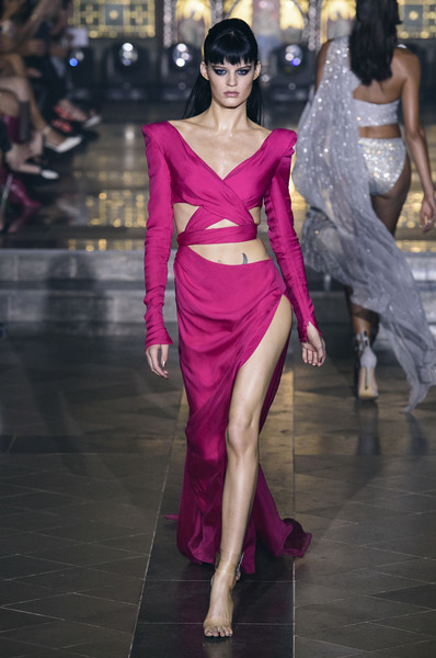 Julien Macdonald at London Spring 2019