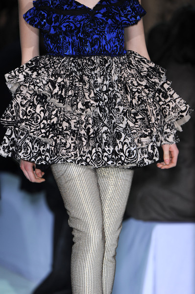 Just Cavalli at Milan Fall 2010 (Details)
