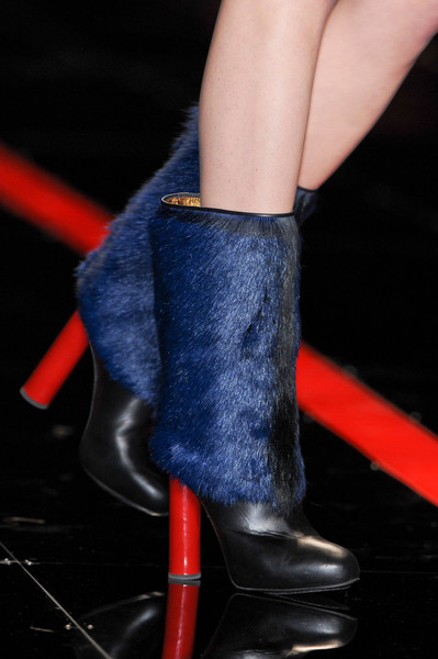 Just Cavalli at Milan Fall 2013 (Details)