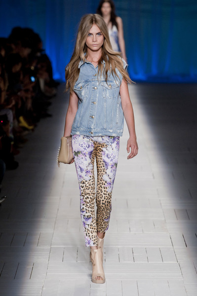 Just Cavalli at Milan Spring 2013