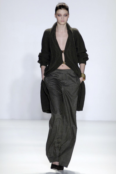 Kai Milla at New York Fall 2007