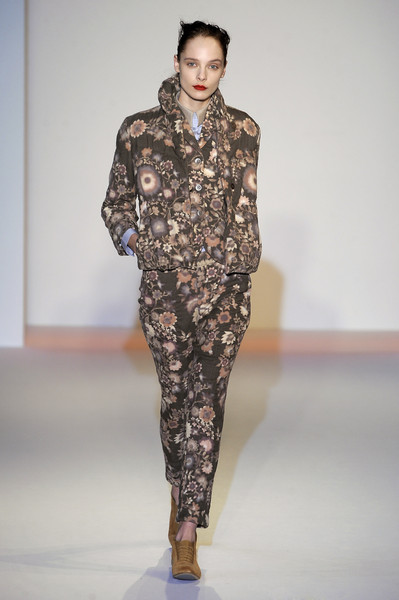 Karen Walker at New York Fall 2010