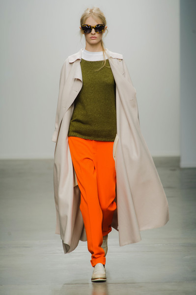 Karen Walker at New York Fall 2013